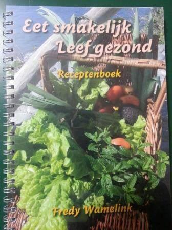 Receptenboek, Eet Smakelijk, Leef Gezond