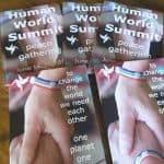 Fotoboeken over de Human World Summit, 16-26 juni 2017, zijn klaar!
